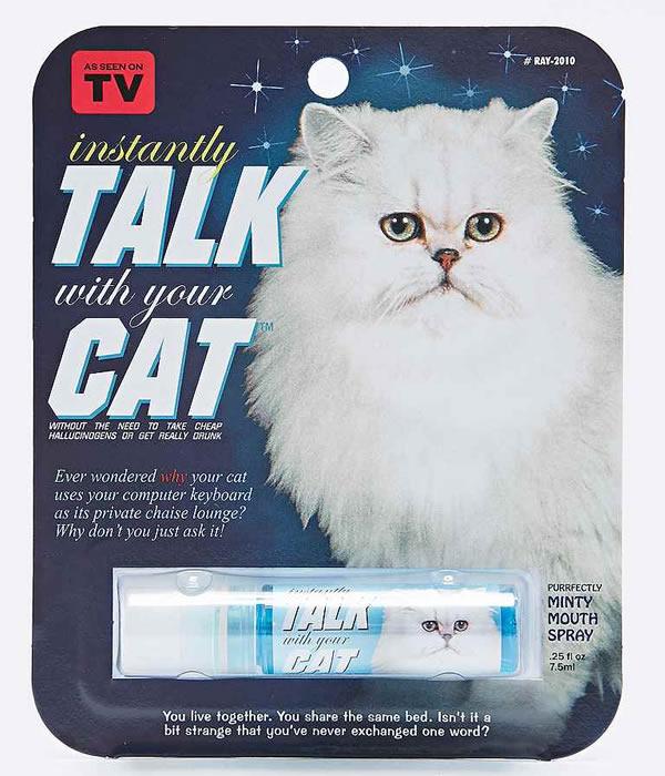 parler a son chat