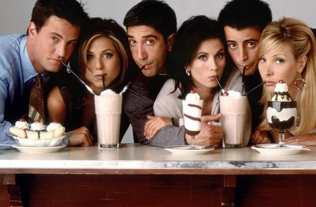 Quel personnage de « Friends » es-tu ?