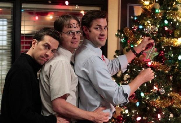 Jingle Bells recréé avec des ustensiles de bureau