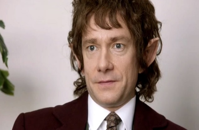 Le Hobbit rencontre The Office au Saturday Night Live