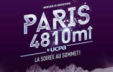 Winter is Grooving, la soirée 4810m avec l'UCPA — 2×2 places à gagner !