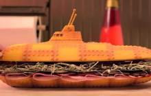 « Submarine Sandwich », le sandwich appétissant mais pas du tout comestible de PES