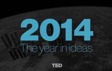 Les TED Talks les plus inspirants de 2014 : « une année en idées »