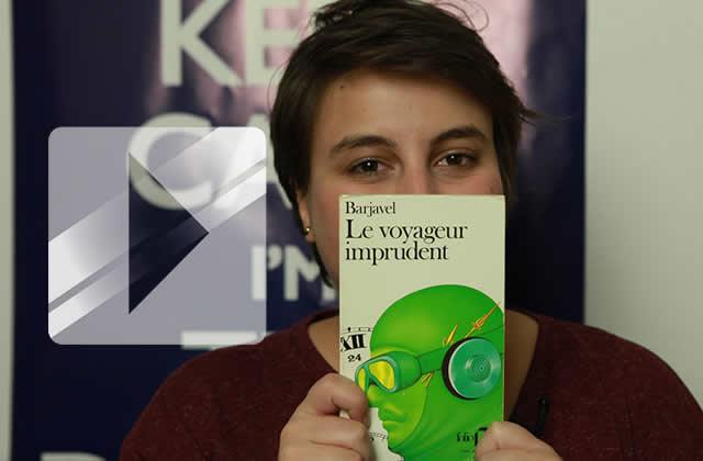 Le voyageur imprudent (René Barjavel) — Chronique Livre #10