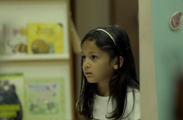 « Les yeux d'un enfant », une vidéo qui fait voir le polyhandicap autrement