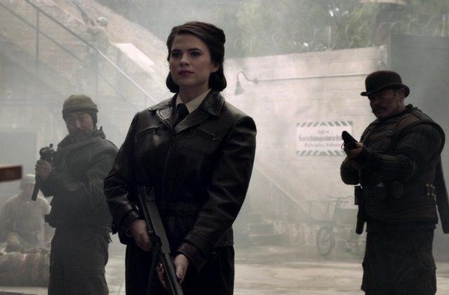 L'Agent Carter et Black Widow au cœur d'une animation sur le sexisme