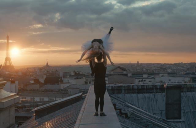 Benjamin Millepied sort « Haut vol », un beau court-métrage de danse classique