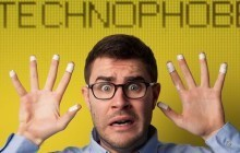 Cyprien présente « Technophobe », son premier court-métrage