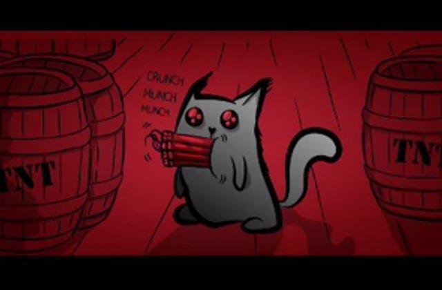 «Exploding Kittens», un jeu de cartes totalement WTF
