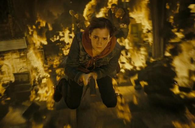 «Si Hermione était le personnage principal d'Harry Potter», un formidable craquage de slip à lire sur BuzzFeed