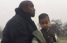 « Only One », le nouveau clip de Kanye West avec sa fille North