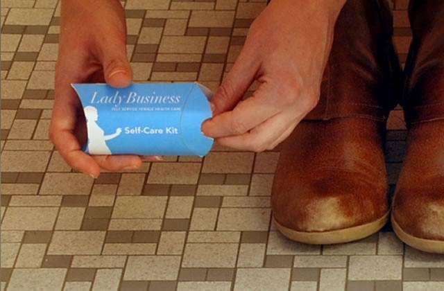 Lady Business Vending : les distributeurs qui changeraient nos vies