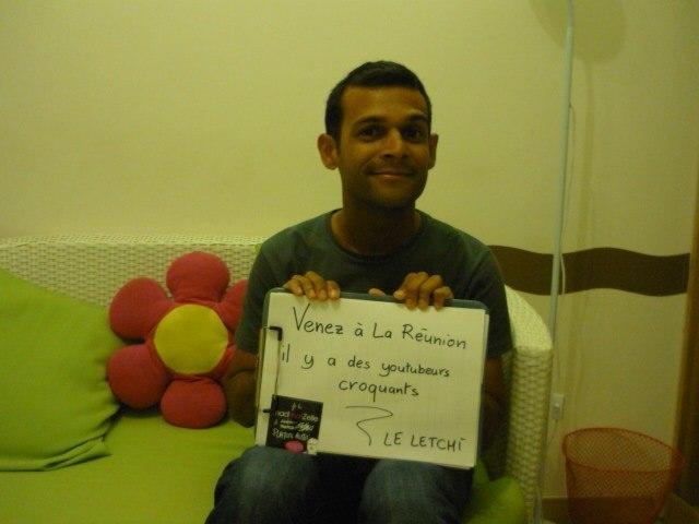Le Letchi, youtubeur réunionnais: humour et éducation dans l'océan Indien