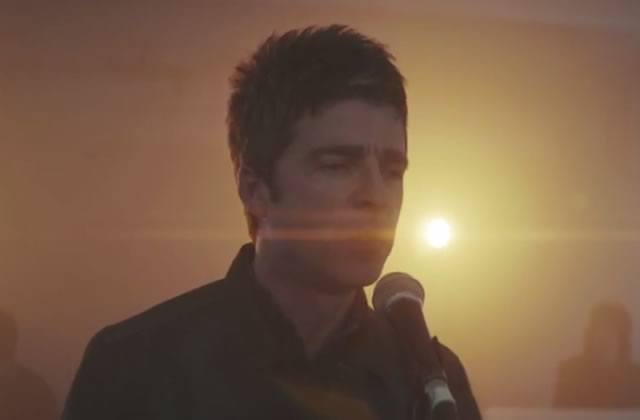 Noel Gallagher's High Flying Birds sort son nouveau clip