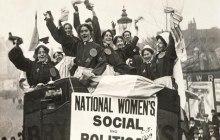 La propagande anti-suffragettes du début du XXème siècle en images