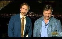 Ryan Gosling s'incruste dans un discours de Russell Crowe