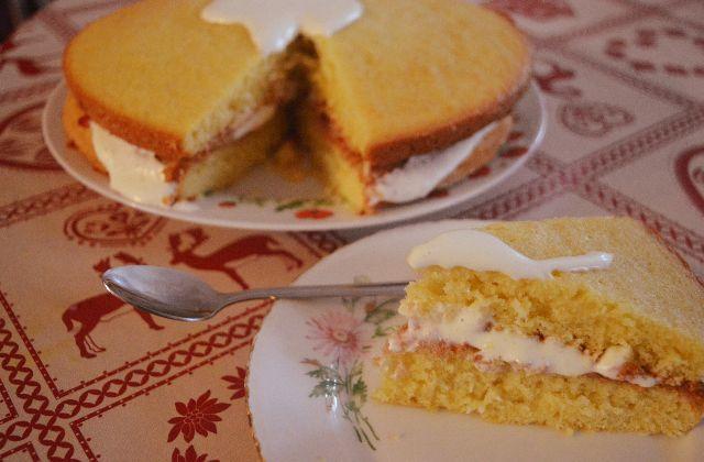 Le Victoria Sponge Cake — Recette pour un goûter à l'anglaise