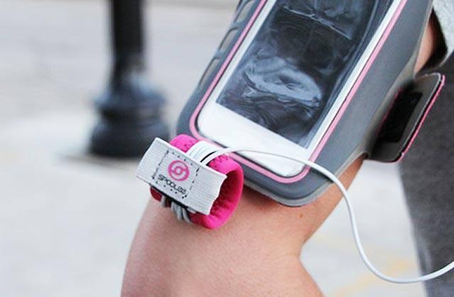 Spoolee, le meilleur accessoire pour ranger tes écouteurs