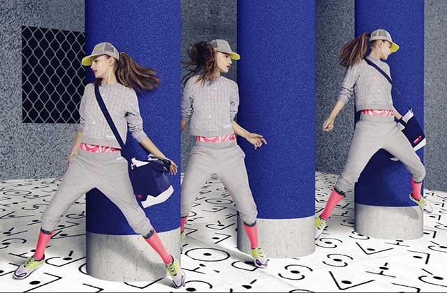 Stella McCartney collabore avec Adidas pour la 10ème année consécutive