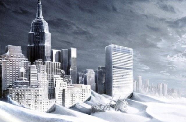 Les sans-abri en détresse face à la tempête de neige aux États-Unis