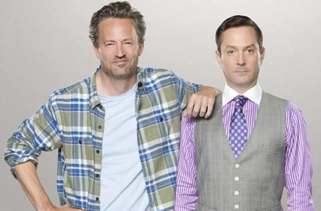« The Odd Couple », une nouvelle série avec Matthew Perry, dévoile ses premières images !