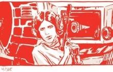 Une scène de Star Wars par jour, le projet ambitieux d'un dessinateur