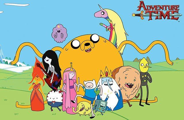 Adventure Time, bientôt au cinéma ?