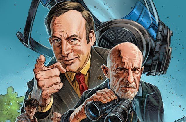 «Better Call Saul » se dévoile dans un comics !