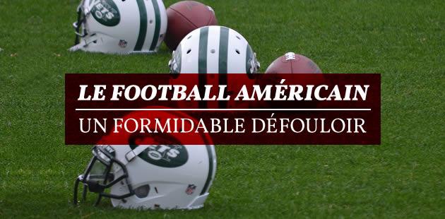 Le football américain, un formidable défouloir