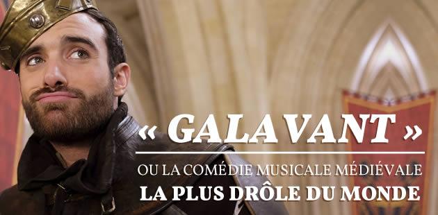 « Galavant », la comédie musicale médiévale la plus drôle du monde, est annulée