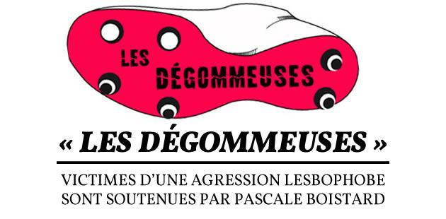« Les Dégommeuses », victimes d'une agression lesbophobe, sont soutenues par Pascale Boistard