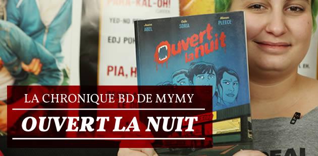 « Ouvert la nuit » (Abel, Soria, Pleece) — Chronique Livre #14