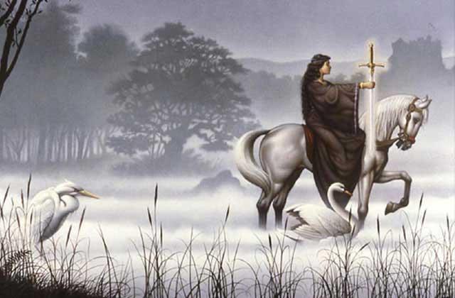 « Le Cycle d'Avalon » par Marion Zimmer Bradley — Références de l'imaginaire