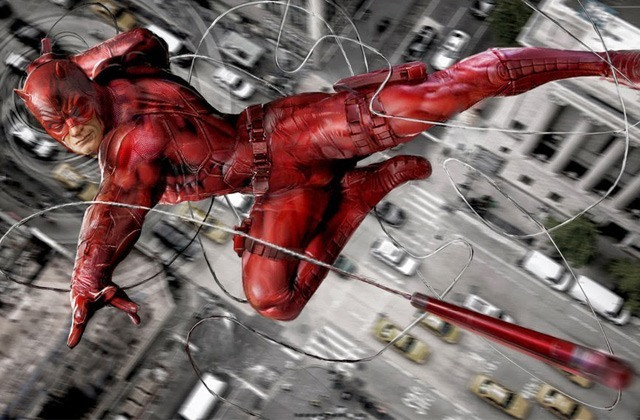 «Daredevil » est adapté en série par Netflix, et le nouveau trailer est là !