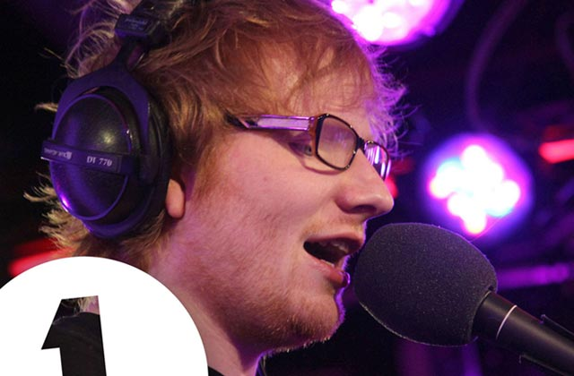 Ed Sheeran reprend avec talent «Dirrty» de Christina Aguilera
