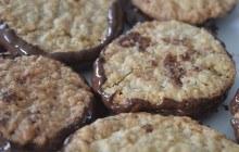 Les galettes suédoises au chocolat et aux flocons d'avoine : la recette !