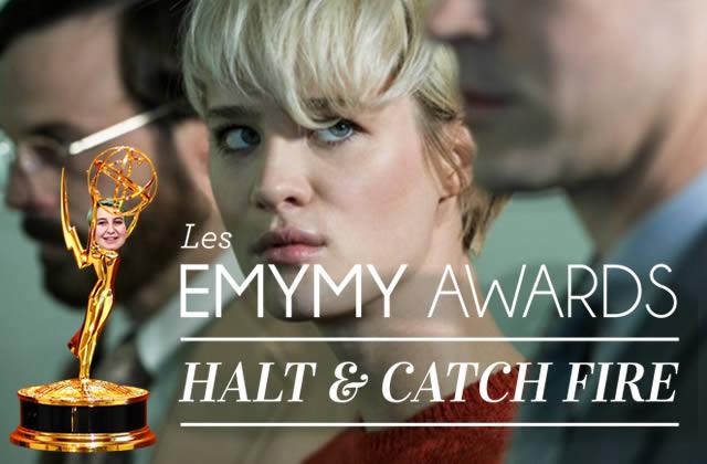 Halt & Catch Fire, série à soutenir d'urgence — Les Emymy Awards