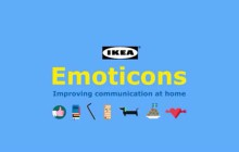 Ikea lance son clavier d'emojis !