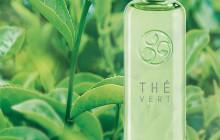 Thé vert, le nouveau parfum frais et léger d'Yves Rocher