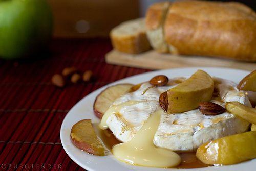 pommes camembert