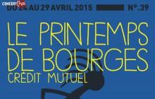 Printemps de Bourges 2015— Les artistes à voir
