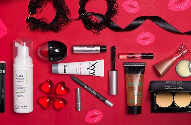 La Sephora Box spéciale Saint Valentin est disponible !