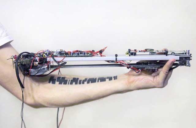 Le tatouage électronique qui transforme ton corps en musique