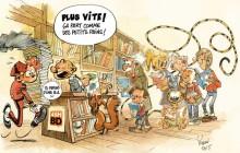 Les 48h BD proposent des bandes dessinées à 1€ en librairie les 3 et 4 avril 2015 !