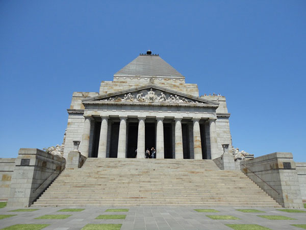 australie-melbourne-shrine