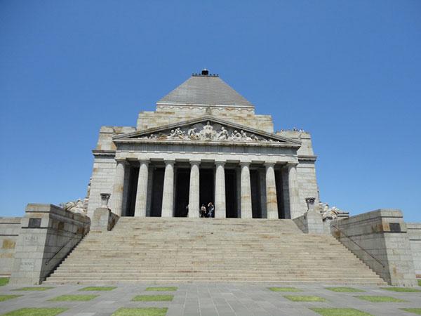 australie-melbourne-shrine
