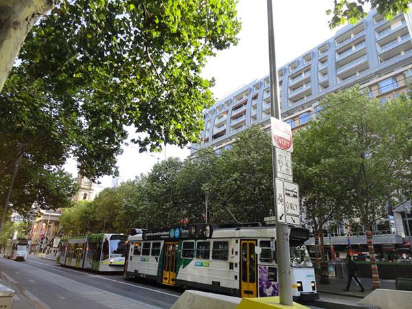 australie-melbourne-tram