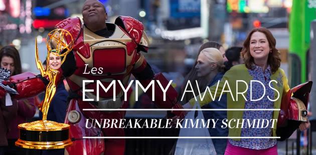 Unbreakable Kimmy Schmidt, la nouveauté comique signée Tina Fey — Les Emymy Awards