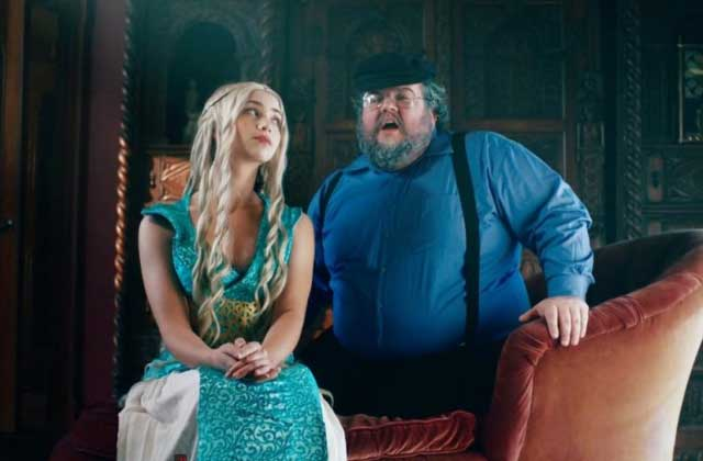 « Blank Page », la parodie de Taylor Swift version « Game of Thrones »