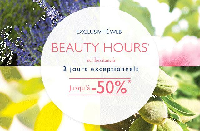 Les Beauty Hours de L'Occitane : deux jours d'offres exclusives !